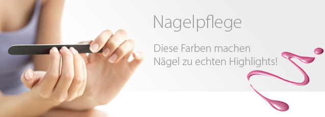 BIOMARIS beauty colors Nagelpflege